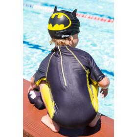 Zoggs Batman 3D - Bonnet de bain Enfant - noir